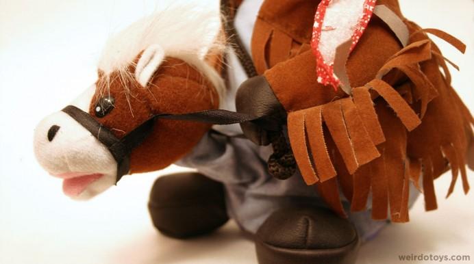 Yeehaw! Ride 'em cowboy!
