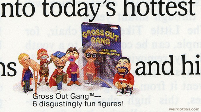 Gross Out Gang - Class of '87