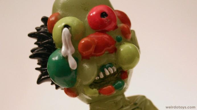 """Hideshi Hino's """"Zowroku"""" by Planet Toys"""