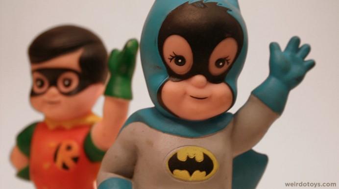 Super Juniors - Batman and Robin