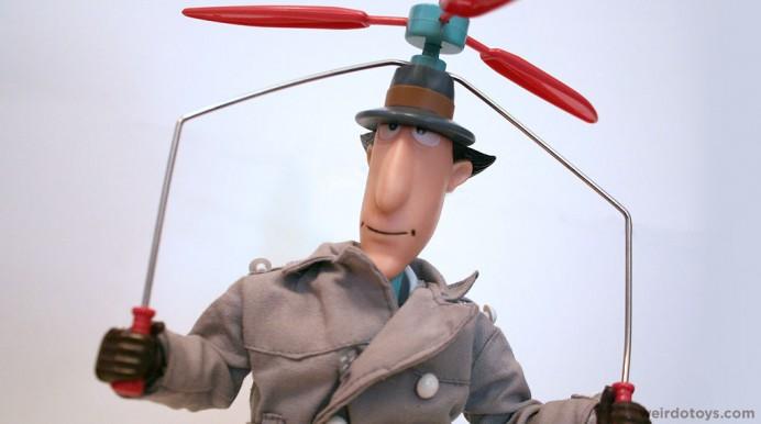 Go-Go Gadget Toy!