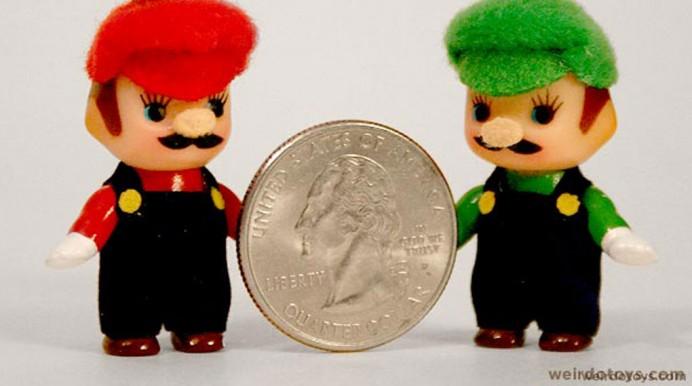 Kewpie Mario Bros.