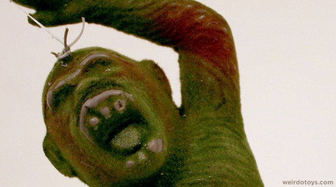 Bite of the Green Monkey