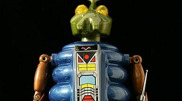 Japanese Robots Overtake Sci-Fi Museum