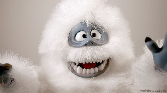 Abominable Snowman Rud...
