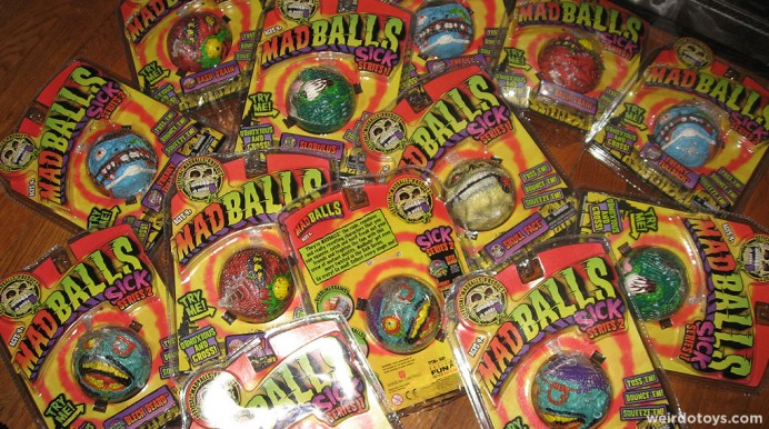 Free Madballs!!