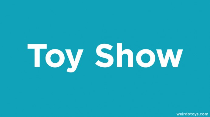Toy Show this Weekend at the Metrolina Tradeshow Expo!