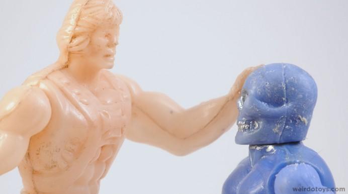Man-Hero & Skulldar