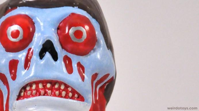 Motorbot's Formaldehyde Face