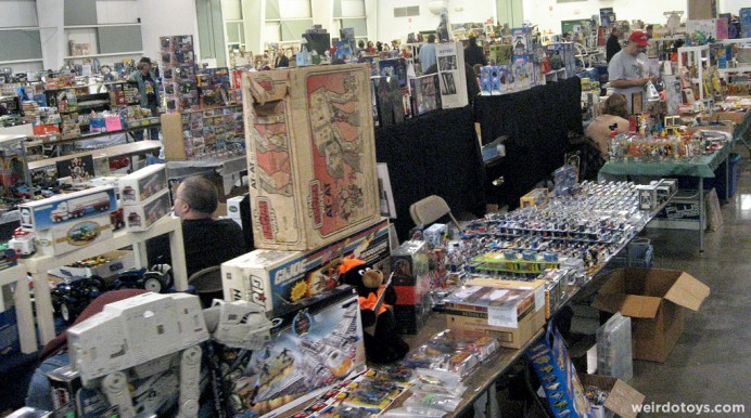 The Greater York Toy Extravaganza 2011