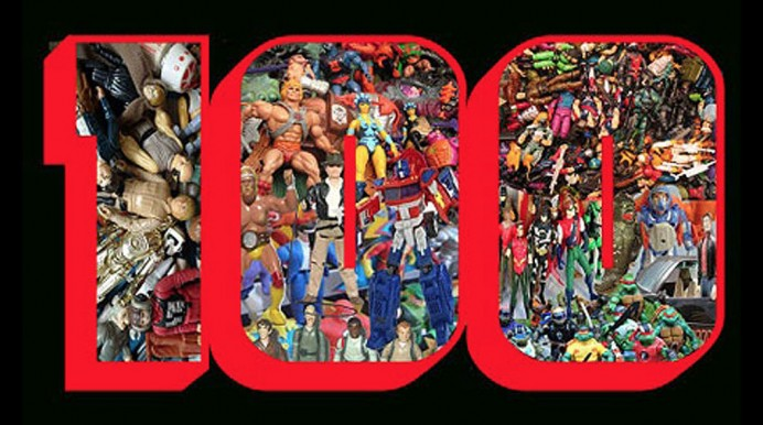 The 100 Best Action Figures of All Time – Seriously