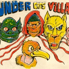 Thunder Cat Villanos