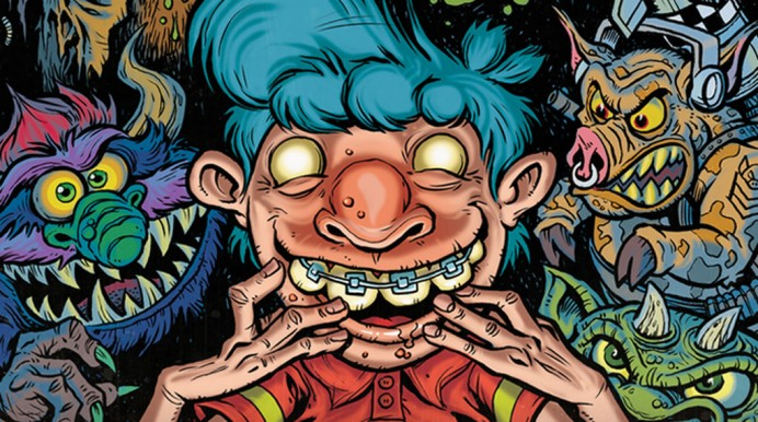 Strange Kids Comics Magazine Needs to Become Reality