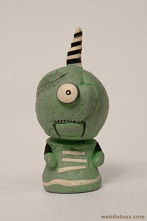 Gus Fink's Boogily Heads - series 2 - Cricker