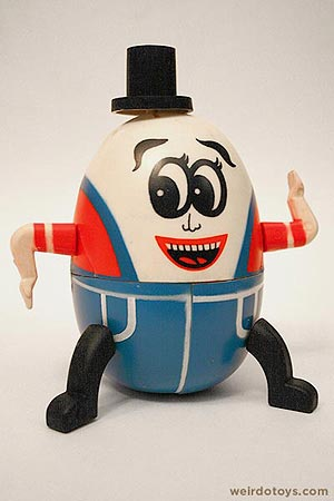 Humpty Dumpty Puzzle Bank Toy
