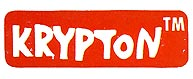 Krypton Toy Logo - Playskool Logo Ripoff