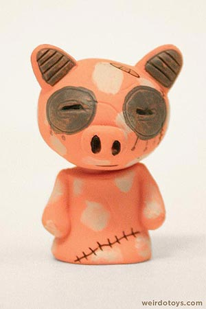 Gus Fink's Boogily Heads - series 1 - Oinks height=