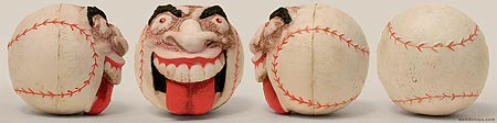 Madballs 2007 - Screamin' Meemie - Gross ball toy