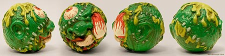 Madballs 2007 - Slobulus - Gross ball toy