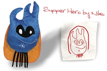 FAO Schwarz Make-Your-Own-Monster Custom Design Kit - Supperhero