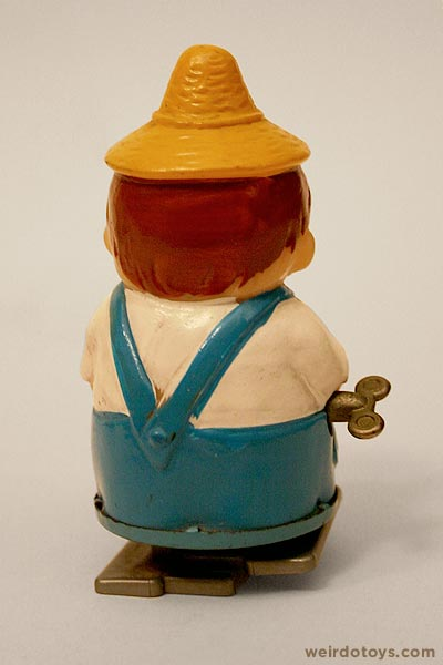 Little Boy Blue Wind-up ©1967 Frankonia