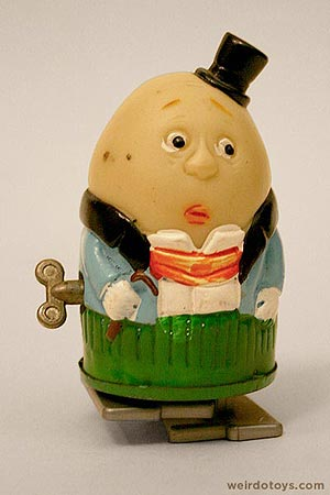 Humpty Dumpty Wind-up ©1967 Frankonia