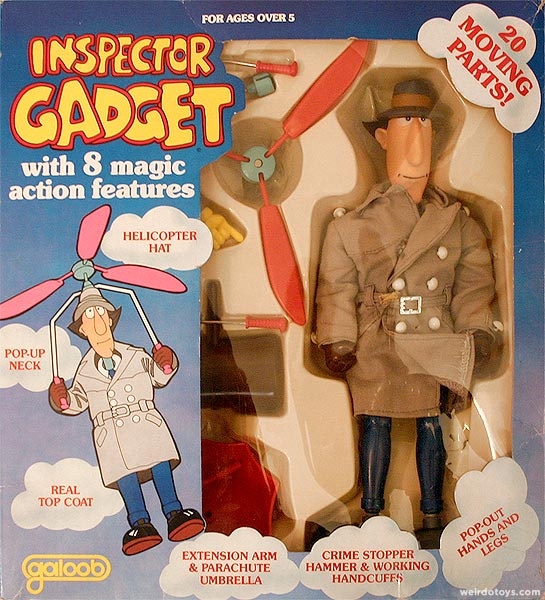 inspector gadget helicopter hat with Go Go Gadget Toy on Review moreover Travel gadget inspector besides Inspector Gadget besides 547750373402810670 moreover My 2011 Grammy Predictions.