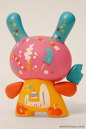 Kidrobot - Dunny Series 4 - Shane Jessup