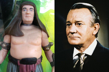 Denholm Elliot as Malakili
