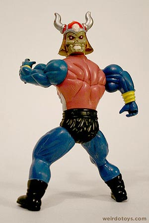 Generic 2-faced Barbarian Figure