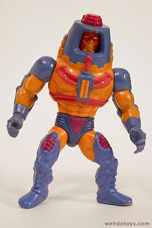 Masters of the Universe - Man-E-Faces