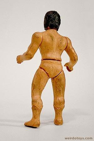 Naked Hippie Stuntman