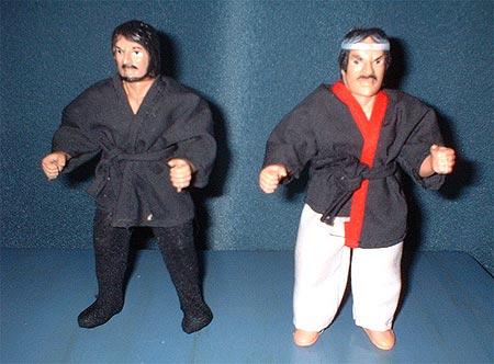 The Karate Defenders