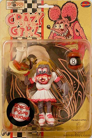 Crazy Girl by Planet Toys