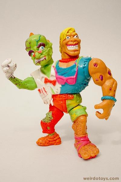Toxic Crusader Toys 2