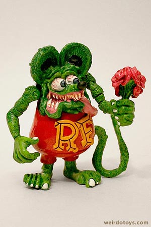 Rat Fink by Planet Toys
