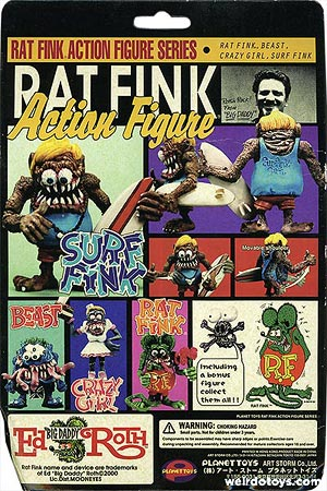 Surf Fink by Planet Toys