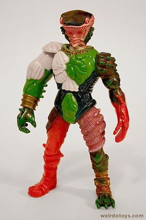Typhus - BeetleBorgs Action Figure
