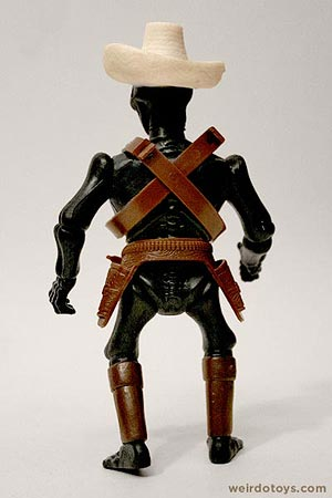 Pancho Villa - Nightmare Warriors Action Figure