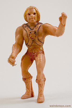 He-Man - Generic Mexican Action Figure