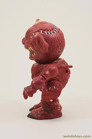 Horn Head - Head Popping Madballs figure by AmToy