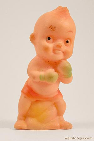 Boxing Kewpie Doll