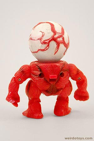 Oculus Orbus - Head Popping Madballs figure by AmToy