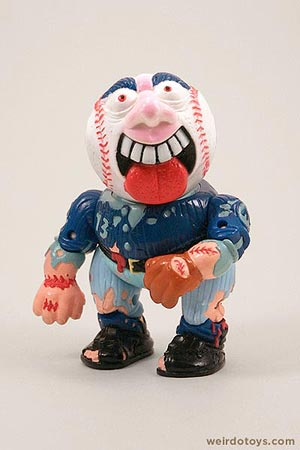 Screamin' Meemie - Head Popping Madballs figure by AmToy