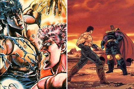 Fist of the Northstar Manga and Anime