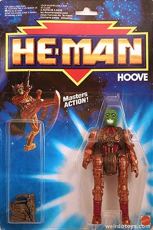 The New Adventures of He-Man - Hoove Action Figure