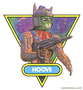 Hoove - Package Art