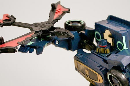 Transformers: Animated - Soundwave Action Figure
