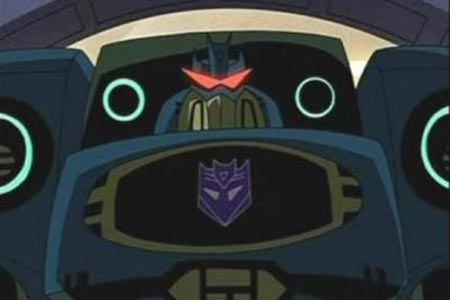 Transformers: Animated - Soundwave