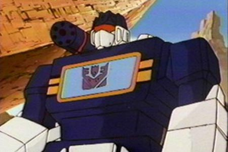 Transformers - Soundwave